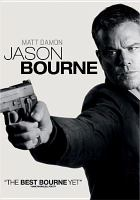 Cover image for Jason Bourne [videorecording DVD]