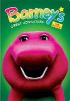 Cover image for Barney's great adventure the movie