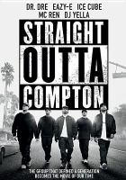 Cover image for Straight outta Compton [videorecording DVD]