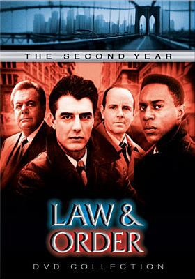 Cover image for Law & order. Year 2, 1991-1992 season