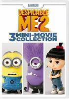 Imagen de portada para Despicable me 2 [videorecording DVD] : 3 mini-movie collection.