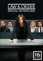 Cover image for Law & order, SVU. Season 16, Complete [videorecording DVD]