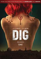 Cover image for Dig. Season 1, Complete [videorecording DVD]