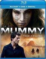 Cover image for The mummy [videorecording Blu-ray] (Tom Cruise version)