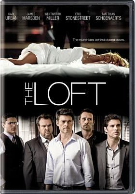 Cover image for The loft [videorecording DVD]