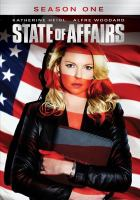 Cover image for State of affairs. Season 1, Complete