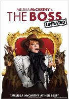 Cover image for The boss [videorecording DVD]