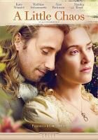 Cover image for A little chaos [videorecording DVD]
