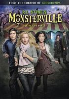 Cover image for R.L. Stine's Monsterville [videorecording DVD] : Cabinet of souls