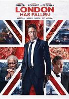 Cover image for London has fallen [videorecording DVD]