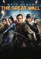 Cover image for The Great Wall [videorecording DVD]