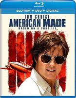 Cover image for American made [videorecording Blu-ray]