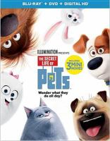Imagen de portada para The secret life of pets [videorecording Blu-ray]