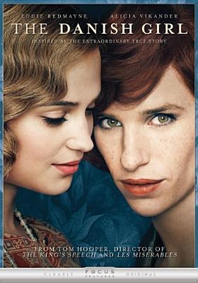 Cover image for The Danish girl [videorecording DVD]