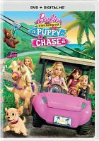 Cover image for Barbie & her sisters in a puppy chase [videorecording DVD]