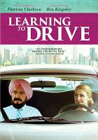 Cover image for Learning to drive [videorecording DVD]