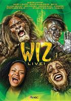 Cover image for The Wiz live! [videorecording DVD]