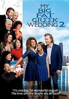 Cover image for My big fat Greek wedding. 2 [videorecording DVD]