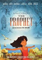 Cover image for The prophet [videorecording DVD]