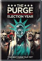 Cover image for The purge [videorecording DVD] : Election year