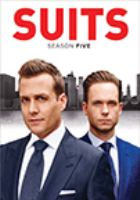 Cover image for Suits. Season 5, Complete [videorecording DVD]