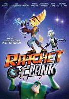 Cover image for Ratchet & Clank [videorecording DVD]