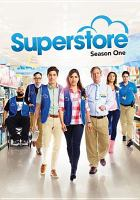 Cover image for Superstore. Season 1, Complete [videorecording DVD]
