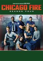 Cover image for Chicago fire. Season 04, Complete [videorecording DVD]
