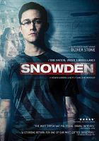 Cover image for Snowden [videorecording DVD]