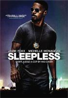 Cover image for Sleepless [videorecording DVD]