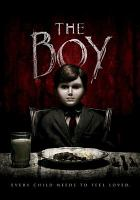 Cover image for The boy [videorecording DVD]