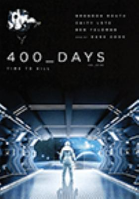 Cover image for 400 days