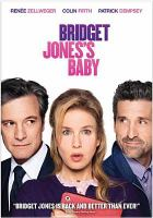 Cover image for Bridget Jones's baby [videorecording DVD]