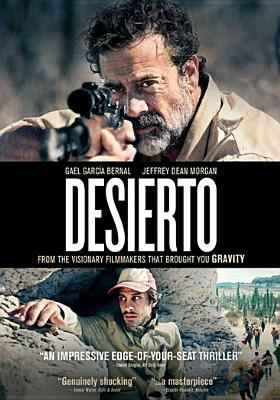 Cover image for Desierto [videorecording DVD]