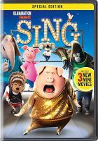 Imagen de portada para Sing [videorecording DVD]