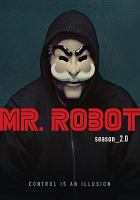 Cover image for Mr. Robot. Season 2, Complete [videorecording DVD].