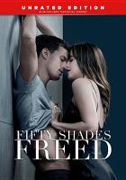 Cover image for Fifty shades freed [videorecording DVD]