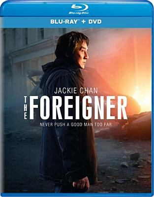 Cover image for The foreigner [videorecording Blu-ray] (Jackie Chan version)