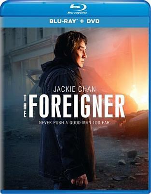 Imagen de portada para The foreigner [videorecording Blu-ray] (Jackie Chan version)
