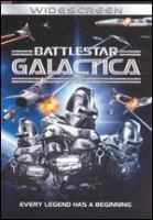 Cover image for Battlestar Galactica