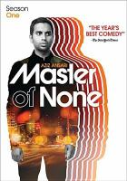 Cover image for Master of none. Season 1, Complete [videorecording DVD]