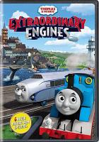 Cover image for Thomas & friends. Extraordinary engines [videorecording DVD]