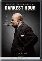 Cover image for Darkest hour [videorecording DVD] (Gary Oldman version)