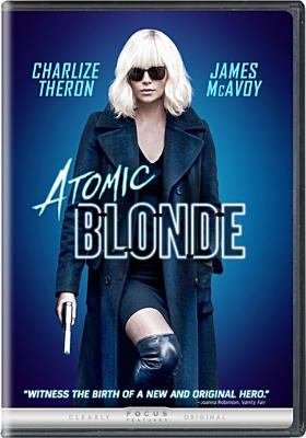 Cover image for Atomic blonde [videorecording DVD]