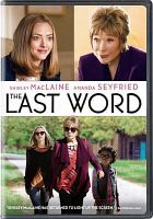 Cover image for The last word [videorecording DVD]
