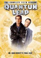 Imagen de portada para Quantum leap. Season 5, Complete