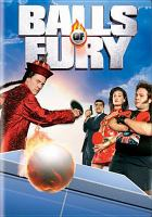 Cover image for Balls of fury