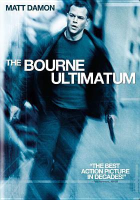 Cover image for The Bourne ultimatum. Jason Bourne series