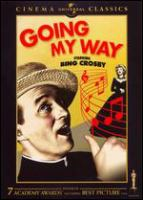 Cover image for Going my way [videorecording DVD]