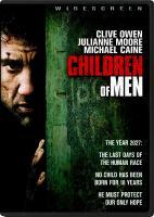 Imagen de portada para Children of men